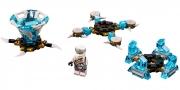 LEGO 70661 - LEGO NINJAGO - Spinjitzu Zane