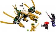 LEGO 70666 - LEGO NINJAGO - The Golden Dragon