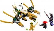 LEGO 70666 - LEGO NINJAGO - The Golden Dragon