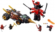 LEGO 70669 - LEGO NINJAGO - Cole's Earth Driller