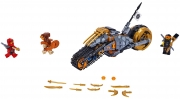 LEGO 70672 - LEGO NINJAGO - Cole's Dirt Bike
