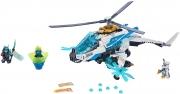 LEGO 70673 - LEGO NINJAGO - ShuriCopter