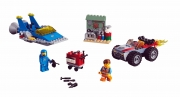 LEGO 70821 - LEGO THE LEGO MOVIE 2 - Emmet and Benny's 'Build and Fix' Workshop!
