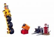 LEGO 70823 - LEGO THE LEGO MOVIE 2 - Emmet's Thricycle!