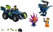 LEGO 70826 - LEGO THE LEGO MOVIE 2 - Rex's Rextreme Offroader!