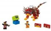 LEGO 70827 - LEGO THE LEGO MOVIE 2 - Ultrakatty & Warrior Lucy!