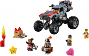 LEGO 70829 - LEGO THE LEGO MOVIE 2 - Emmet and Lucy's Escape Buggy!