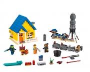 LEGO 70831 - LEGO THE LEGO MOVIE 2 - Emmet's Dream House/Rescue Rocket!