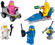 LEGO 70841 - LEGO THE LEGO MOVIE 2 - Benny's Space Squad