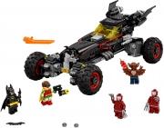 LEGO 70905 - LEGO THE LEGO BATMAN MOVIE - The Batmobile