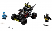 LEGO 70918 - LEGO THE LEGO BATMAN MOVIE - The Bat Dune Buggy