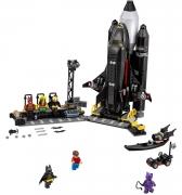 LEGO 70923 - LEGO THE LEGO BATMAN MOVIE - The Bat Space Shuttle