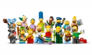 LEGO 71005 - LEGO MINIFIGURES - Minifigures The Simpsons Series