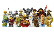 LEGO 71008 - LEGO MINIFIGURES - Minifigures, Series 13