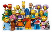 LEGO 71009sp - LEGO MINIFIGURES SPECIAL - Minifigures,The Simpsons Series 2 Complete
