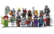 LEGO 71010sp - LEGO MINIFIGURES SPECIAL - Minifigures, Series 14 Complete