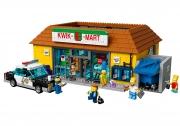 LEGO 71016 - LEGO EXCLUSIVES - The Kwik E Mart