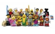 LEGO 71018sp - LEGO MINIFIGURES SPECIAL - Minifigures, Series 17 Complete