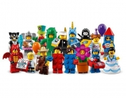 LEGO 71021 - LEGO MINIFIGURES - Minifigures, Series 18 : Party