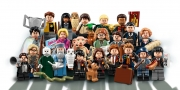 LEGO 71022 - LEGO MINIFIGURES - Minifigures, Harry Potter™ and Fantastic Beasts™