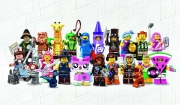 LEGO 71023sp - LEGO MINIFIGURES SPECIAL - Minifigures, THE LEGO® MOVIE 2 Series Complete