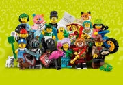 LEGO 71025sp - LEGO MINIFIGURES SPECIAL - Minifigures, Series 19 Complete
