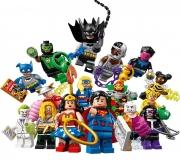 LEGO 71026 - LEGO MINIFIGURES - Minifigures, DC Super Heroes Series