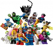 LEGO 71026sp - LEGO MINIFIGURES SPECIAL - Minifigures, DC Super Heroes Series Complete
