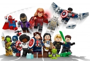 LEGO 71031 - LEGO MINIFIGURES - Minifigures Marvel Studios