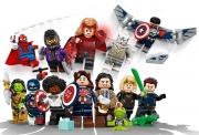 LEGO 71031sp - LEGO MINIFIGURES SPECIAL - Minifigures Marvel Studios Complete