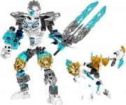 LEGO 71311 - LEGO BIONICLE - Kopaka and Melum Unity set