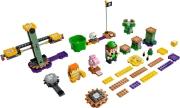 LEGO 71387 - LEGO SUPER MARIO - Adventures with Luigi Starter Course