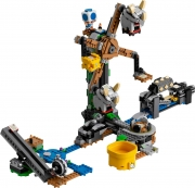 LEGO 71390 - LEGO SUPER MARIO - Reznor Knockdown Expansion Set