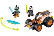 LEGO 71706 - LEGO NINJAGO - Cole's Speeder Car