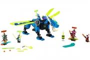 LEGO 71711 - LEGO NINJAGO - Jay's Cyber Dragon