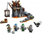 LEGO 71717 - LEGO NINJAGO - Journey to the Skull Dungeons