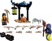 LEGO 71733 - LEGO NINJAGO - Epic Battle Set, Cole vs. Ghost Warrior