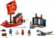 LEGO 71749 - LEGO NINJAGO - Final Flight of Destiny's Bounty