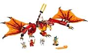 LEGO 71753 - LEGO NINJAGO - Kai's Fire Dragon