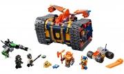 LEGO 72006 - LEGO NEXO KNIGHTS - Axl's Rolling Arsenal