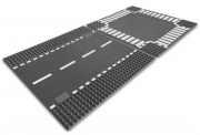 LEGO 7280 - LEGO CITY - Straight & Crossroad