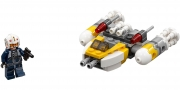 LEGO 75162 - LEGO STAR WARS -  Y Wing™ Microfighter