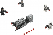 LEGO 75207 - LEGO STAR WARS - Imperial Patrol Battle Pack