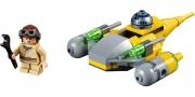 LEGO 75223 - LEGO STAR WARS - Naboo Starfighter™ Microfighter