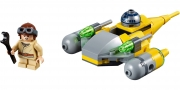 LEGO 75223 - LEGO STAR WARS - Naboo Starfighter™ Microfighter