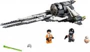 LEGO 75242 - LEGO STAR WARS - Black Ace TIE Interceptor