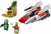 LEGO 75247 - LEGO STAR WARS - Rebel A Wing Starfighter™