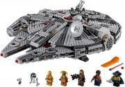 LEGO 75257 - LEGO STAR WARS - Milennium Falcon™