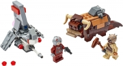 LEGO 75265 - LEGO STAR WARS - T 16 Skyhopper™ vs Bantha™ Microfighters