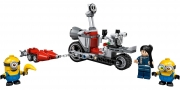 LEGO 75549 - LEGO EXCLUSIVES - Unstoppable Bike Chase